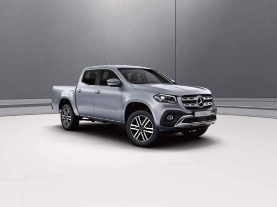 Mercedes-Benz Guides app for the X-Class